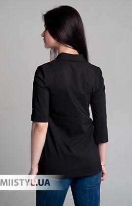 Блуза Sclass 4085 Черный