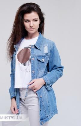 Куртка Firstage FS70340 Джинсовый
