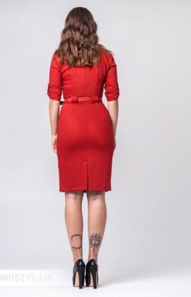 Платье Lady Morgana 4918 Красный