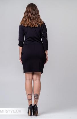 Платье Macca 20WT803 Черный