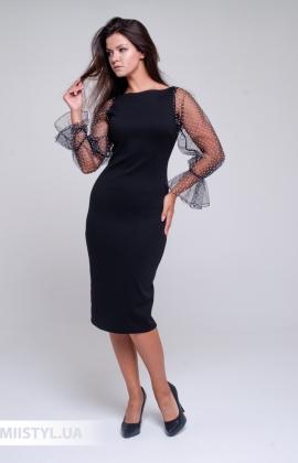 Платье La Julyet 6702 Черный