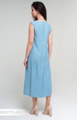 Платье Miss Lilium 20Y10006 Голубой