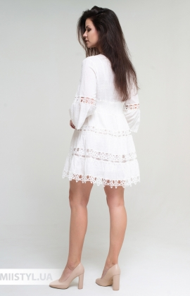 Платье Mahoy TX0972 Белый