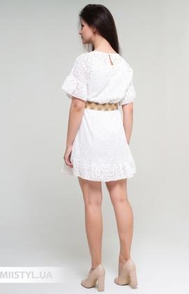 Платье Mahoy F310 Белый