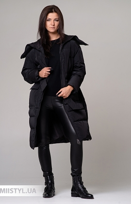 Пальто Monte Cervino 556 (п) Черный