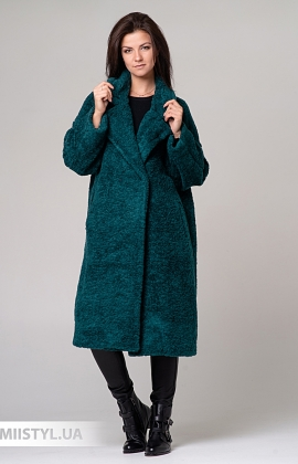 Пальто Imperial KF45YIK Зеленый