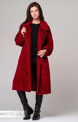 Пальто Imperial KF45YIK Марсала