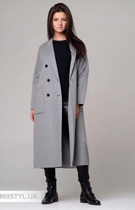 Пальто Vicolo TM0009 Серый