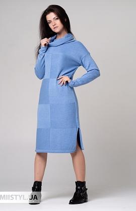 Платье Michelle 190842 Голубой