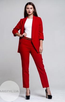Костюм F&K 15053 Красный