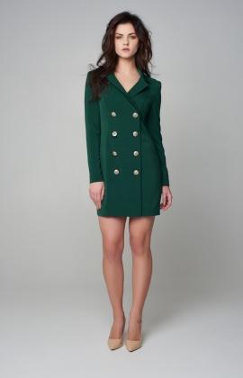Платье Rica Mare RM1629-16VC Зеленый