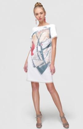 Платье RM1818-18DD Молочный