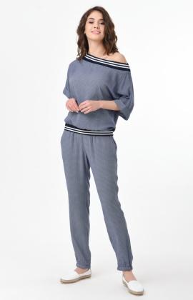 Костюм RM1676-1-17DS Синий/Синий