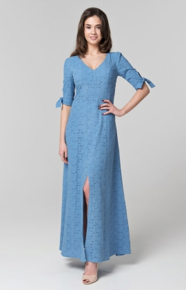 Платье RM1870-18DD Джинсовый