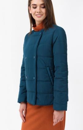 Куртка RM1440-18CT Изумрудный