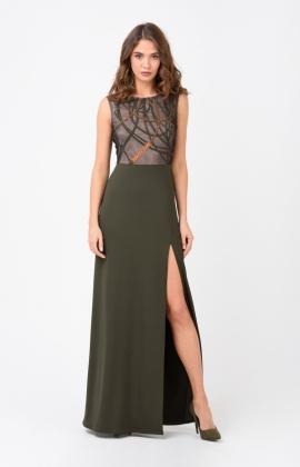 Платье RM1922-18VP Хаки