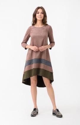 Платье RM1764-17DD Бежевый