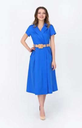 Платье RM1950-19DD Синий
