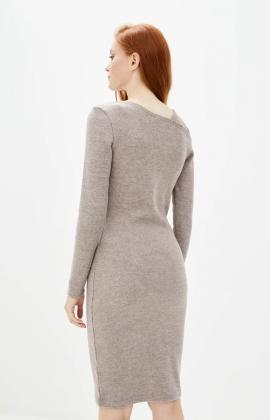 Платье RMD1486-20DD Бежевый