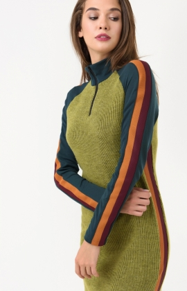 Платье RM1891-18DD Зеленый