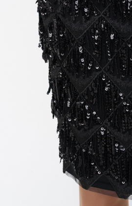 Юбка RM1883-1-18VU Черный