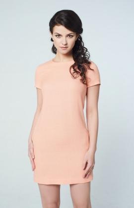 Платье Rica Mare RM339-16DD Персик