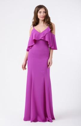 Платье RM1812-18VP Сиреневый