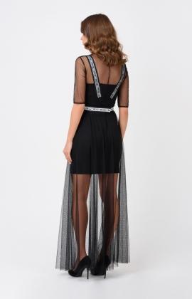 Платье RM1905-18VP Черный