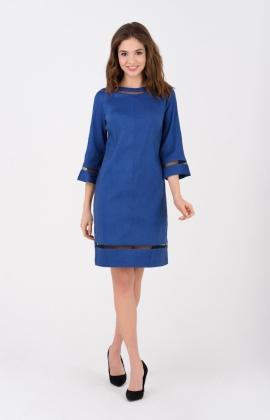 Платье RM1917-19DD Синий