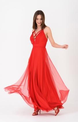 Платье RM1946-19VP Красный
