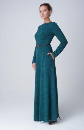Платье Rica Mare RM1631-16DD Зеленый