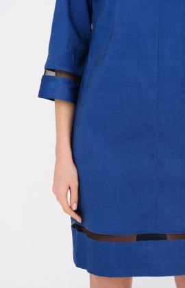 Платье RM1917-19DD Темно-синий