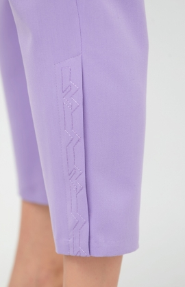 Брюки RM1266-19DP Сиреневый