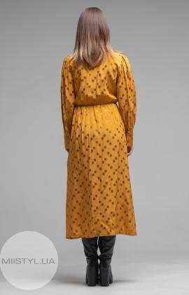 Платье Rinascimento 0089203 Горчичный
