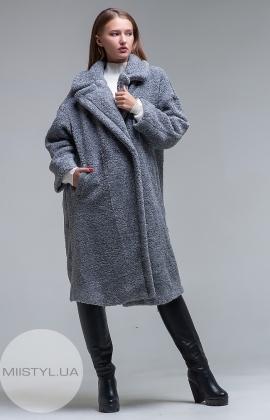 Пальто Imperial KF45WKL Серый