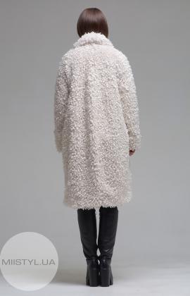 Пальто Barbara Aluisi Over 23 A Белый