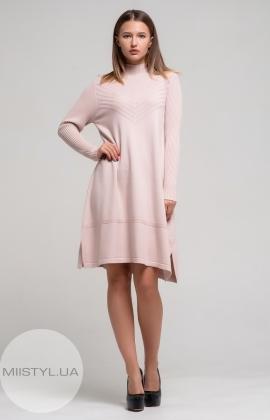 Платье PPT 30585 Пудра