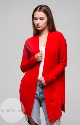 Кардиган Kontatto 4002 Красный