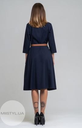 Платье Lafilazzi 3792 Темно-синий
