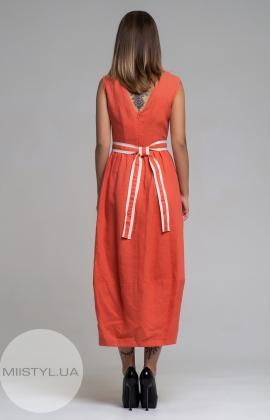 Платье Mira Mia 18y6096 Коралловый