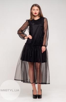 Платье Mira Mia 19k6068 Черный