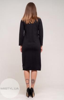 Платье One Love 8582.1 Черный