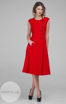 Платье Miss Lilium 18400 Красный