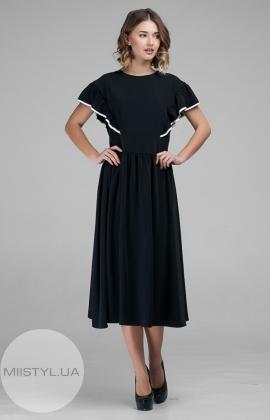 Платье November 40319 Черный