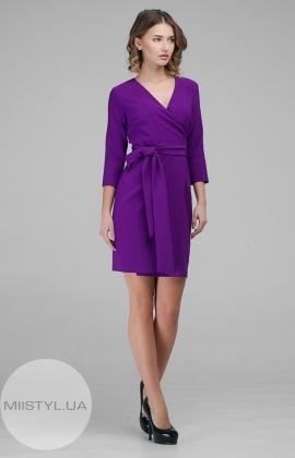 Платье Body form 6362 Фиолетовый