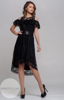 Платье Kedma 97384 Черный