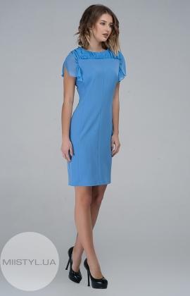 Платье F&K 3114 Голубой