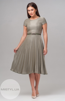 Платье Lilium 2580 Оливковый