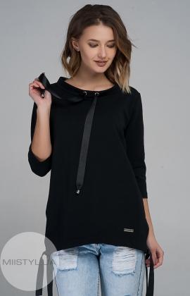 Блуза Giocco 6848 Черный