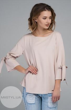 Блуза Giocco 5168 Пудра